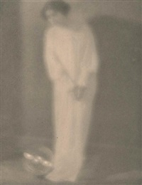experiment 27 by clarence h. white and alfred stieglitz