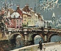 le pont neuf by merio ameglio