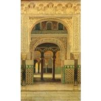 la casa de pilatos, seville by f. liger hidalgo
