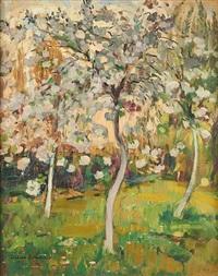 jardin by fernand allard l'olivier