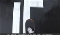 yokohama linework by shaun gladwell