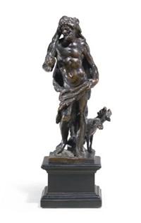 hercules and cerberus by francesco fanelli