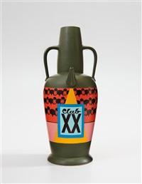 club xx vase by ken price