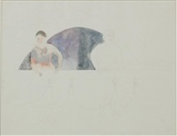 female xylophone players by charles demuth