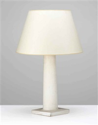 colonne table lamp by jean-michel frank