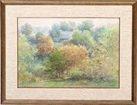 landscape by john elwood bundy