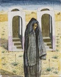 femme en haute egypte by mamdouh ammar