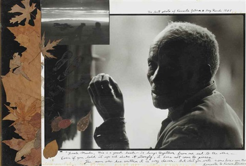 kamante to karen blixen the last photo of kamante gatura at hog ranch by peter beard