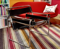 wassily chairs (pair) by marcel breuer