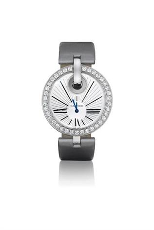 captive ladys wristwatch by cartier