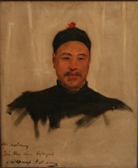 portrait of a chinaman by charles b anderson