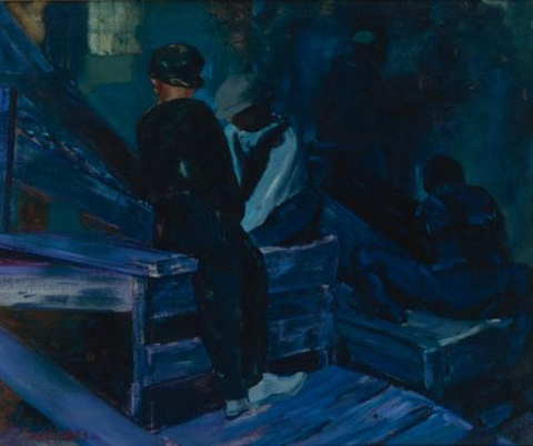 the breaker boys by george benjamin luks
