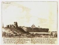 ruine von schloss assemburg by pieter janz saenredam