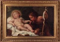 saint jean-baptiste et l'enfant jésus by jacopo amigoni