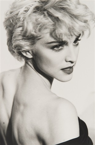madonna hollywood by herb ritts