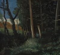forêt de saint-germain en laye by andré derain