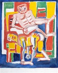 due persone by eugeniusz markowski