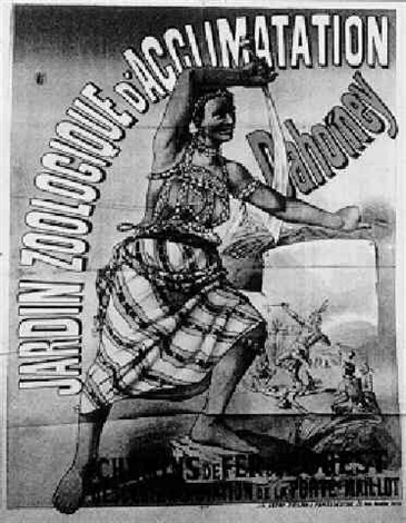 Jardin Zoologique Dacclimatation Dahomey By Posters Zoo On Artnet