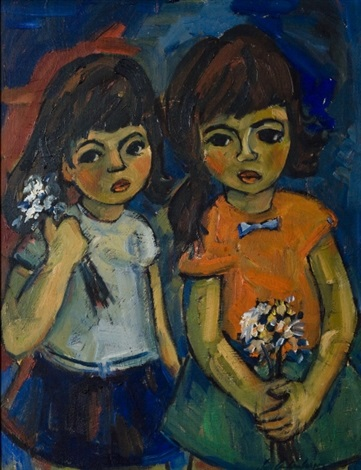 sisters by iris ampenberger
