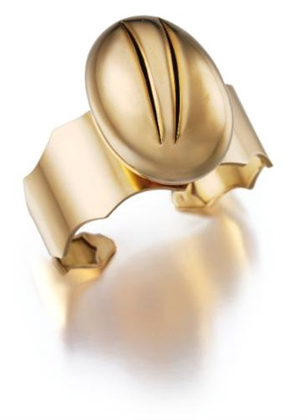 bracciale by lucio fontana