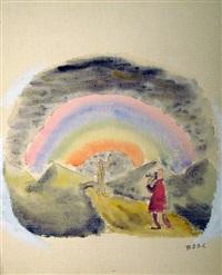 l'arc-en-ciel by bosc