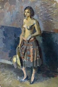 modèle à la jupe by nicolas wacker