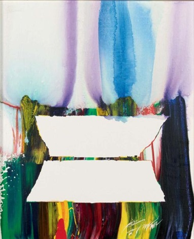 phenomena prism anvil by paul jenkins
