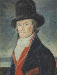 portrait of of a sea captain by american school (18)