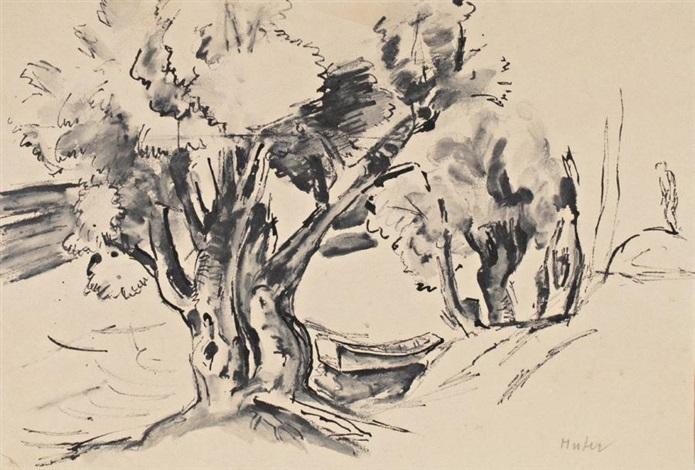 arbres by maria mela muter