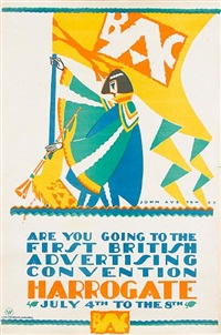 are you going to the first british advertising convention by john austen