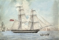 the brig devonian of sunderland in maltese waters by nicolas s. cammillieri