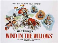 the wind in the willows by walt disney