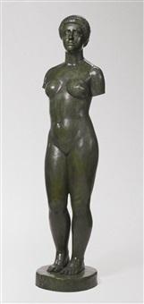 baigneuse (sans bras) by aristide maillol