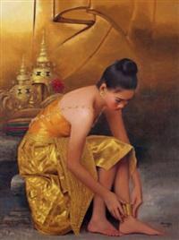 serenity by rearngsak boonyavanishkul