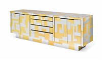 cityscape sideboard by paul evans