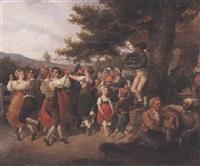 dorfest by hermann loeschin