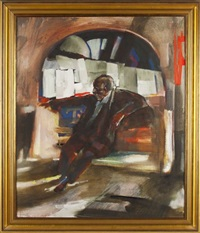 bus stop by a.b. jackson