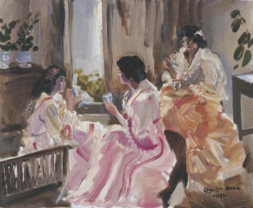 tres marias series by federico aguilar alcuaz