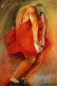 swing foetal by colette grandgérard