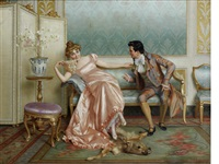 welcome advances by vittorio reggianini