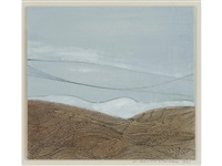 gurnards head cornwall by wilhelmina barns-graham