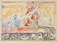 zuni creation myth by lloyd moylan