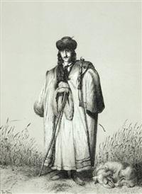 pastevec se psem by jaroslav friedrich julius vesin