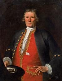 porträt eines mannes by carlo amalfi