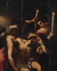 beweinung christi by michelangelo merisi da caravaggio