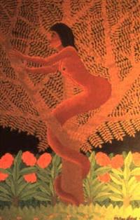salnave femme dans l'arbre by phillippe salnave auguste