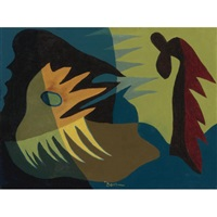 arrangement by arthur dove