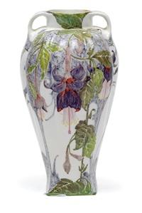 doppelhenkelvase by rozenburg ceramics (co.)