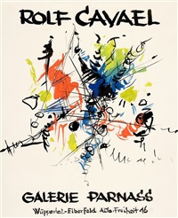 o.t. (galerie parnass) by rolf cavael
