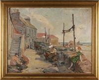 scottish coast by robert eadie